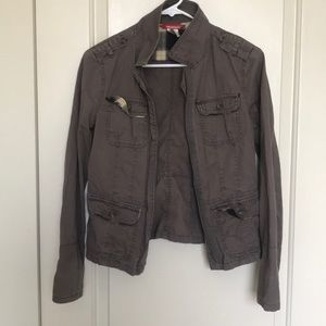 Light spring jacket.